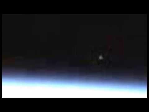 La NASA cortó un video en directo durante la entrada de un objeto extraño en la atmósfera