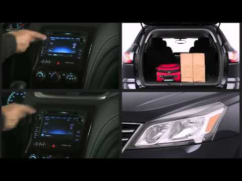 2015 Chevrolet Traverse Video