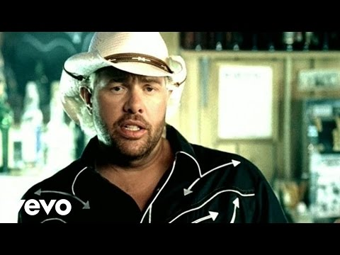 Toby Keith - I Love This Bar Music Videos