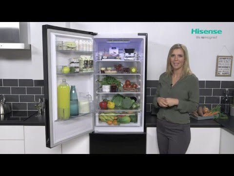 RB403N4EB1 Hisense Fridge Freezer Review