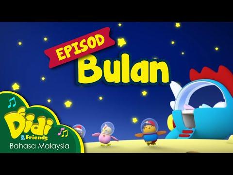 download lagu Bulan  Didi & Friends  Segmen #3 gratis