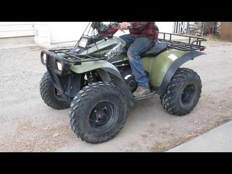 Parting out a 1995 Polaris Sportsman 400 4x4 ATV on eBay