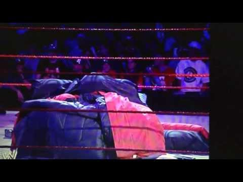 Edge and Lita in bed in the Ring full