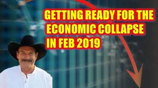 BILL HOLTER- Get Prepared Now! Why A GLOBAL ECONOMY Great Crisis Is Coming Feb 2019