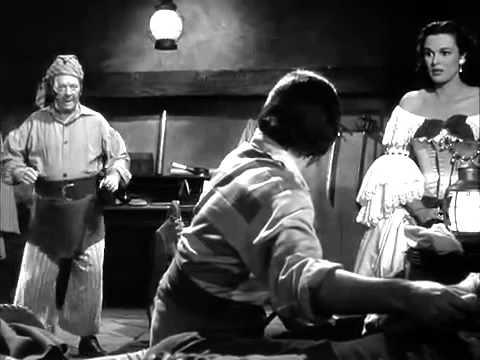 Капитан Блад 1950 Приключения Драма, экранизация