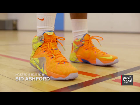 Nike LeBron 12 Performance Review