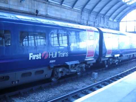 First Hull Trains First Class First Hull Trains Class 180