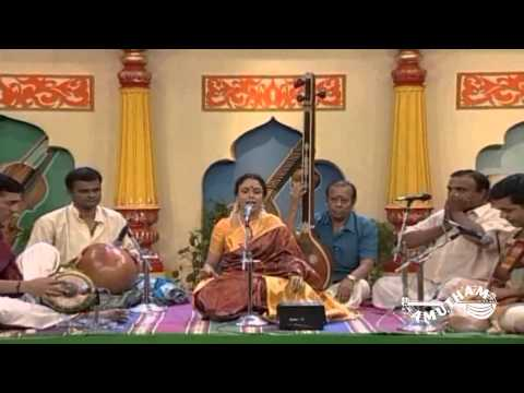 Alaipayuthe Kanna Sudha Ragunathan The Concert video