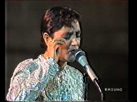 Mia Martini  Notturno (video live 1989) Music Videos