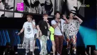 [120719] Super Junior feat f(x) - Oops! SMTOWN LA