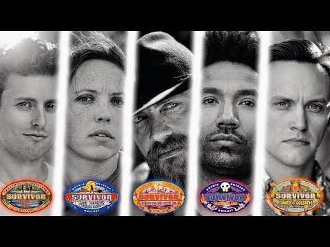 The Road to Victory for Every Winner on Survivor: Winners at War - Part 4