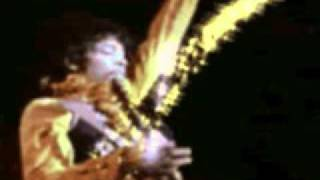 "Jimi Hendrix Dedication - Mark West ""Quest For Passion"" (short version)"