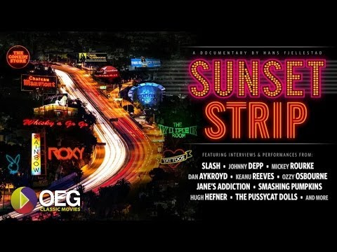 Sunset Strip Trailer