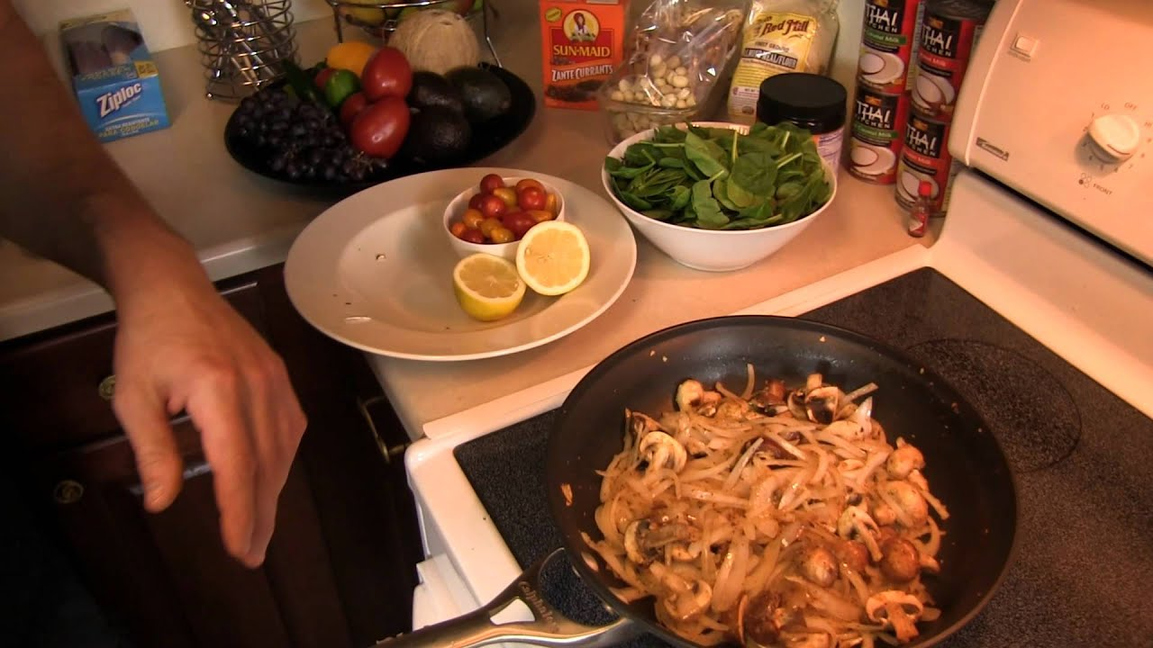 PaleoChef - Tomato Balsamic Marinade - Chicken Breast - YouTube
