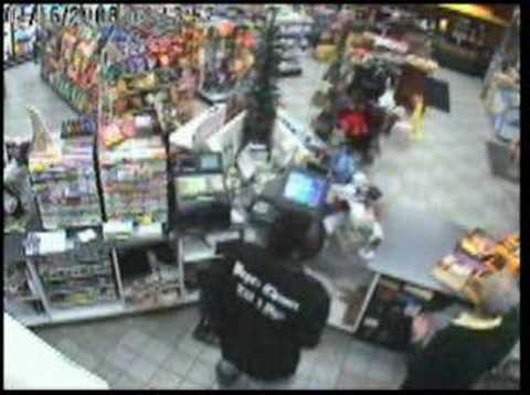 Middletown Mobil Robbery