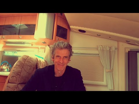 "Peter Capaldi's ""THANK YOU"" to our birthday video"