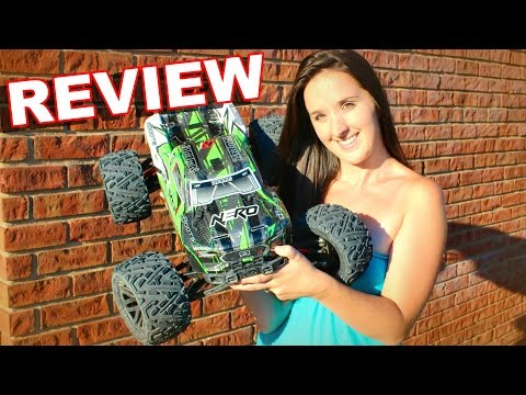 Arrma NERO Review - 1/8 6S RC Monster Truck 4WD - TheRcSaylors