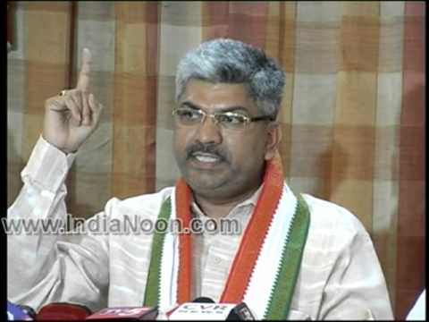 All AP parties shold support Telangana: Ananda Bhaskar Rapolu Congress Leader
