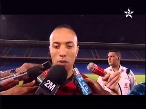 Maroc vs Mozambique : Entrainement, Déclaration de Kharja Belhanda et Hamdallah