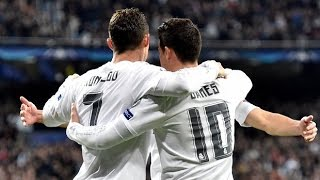 Real Madrid (4) 2-0 (0) AS Roma Goles Audio Cope 08/03/16 Champions League Vuelta