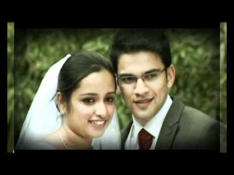 Indian Christian Wedding John & Meera  Highlights