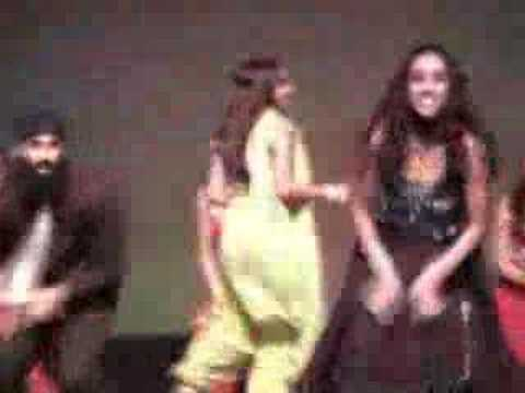 Haseen Pariyaan 2008: The UBC Girls Hindi Dance Team (2/2)