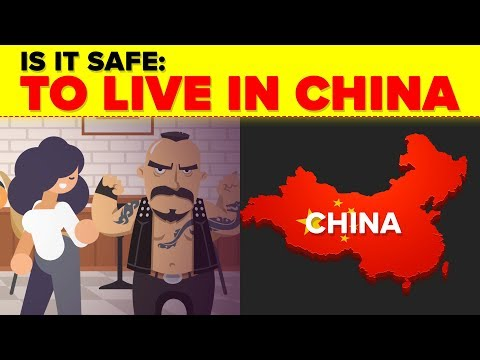 Is It Safe: To Live in China