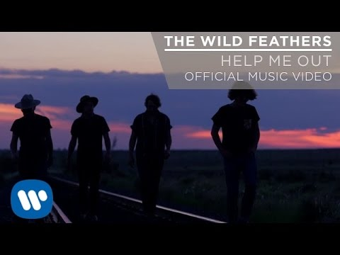 The Wild Feathers Help Me Out music videos 2016 country