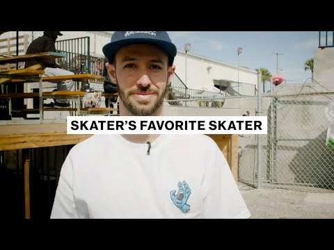 Skater's Favorite Skater | Kevin Braun