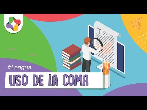 Uso de la coma - Reglas gramaticales - Educatina