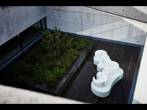 Cloverleaf IN- AND OUTDOOR by Verpan and designed by Verner Panton