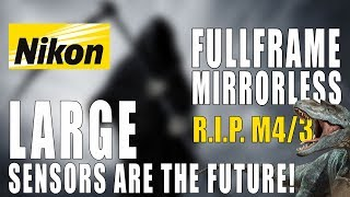 Nikon To Introduce Full-Frame Mirrorless Camera R&D Lab Director Interview Discussion