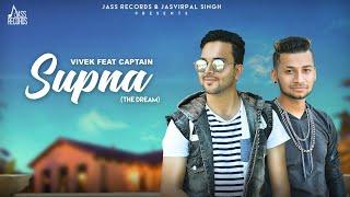 Supna   Full HD   Vivek Ft Captain  New Punjabi So