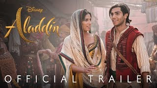 Disney's Aladdin Official Trailer - In Theatres May 23!