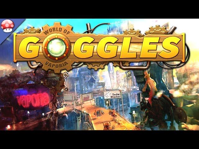 Руководство запуска: Goggles World of Vaporia по сети