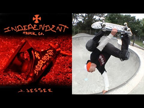 Jason Jessee: Unsane & Incrazy | NEW Collection! | Independent Trucks