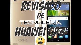 HUAWEI GR3 - REVISADO ECONOMICO Y SOPRENDETE REVIEW