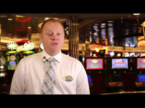 Casino Manager onboard Royal Caribbean ships!