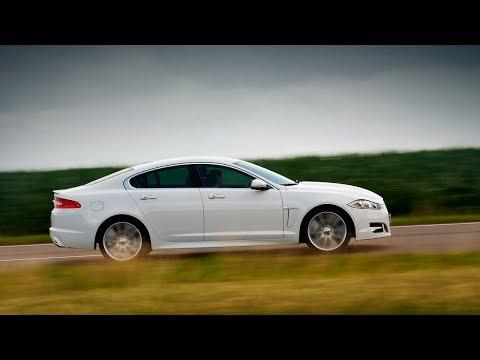 Обзор Jaguar XF 2012, часть 2
