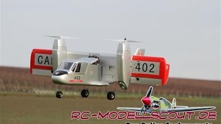 Raw Performance: Hobbico® Flyzone™ Calypso™ EP Glider - Action Shots