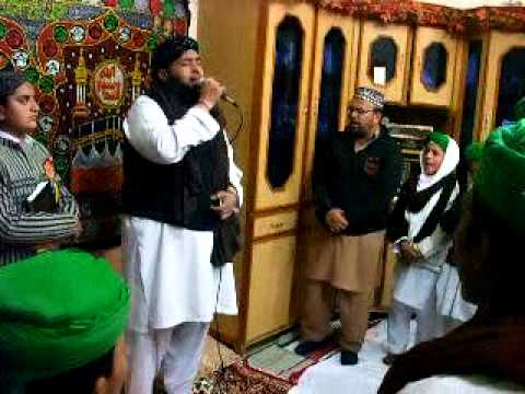 Saba Dare Mustafa Tay Ja K By Abdul Qadir Attari video