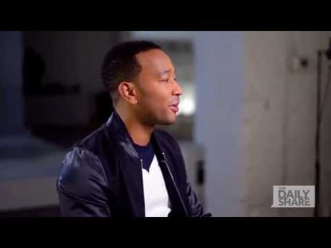 HLN: John Legend Talks Superbowl Performance and Chrissy Teigen