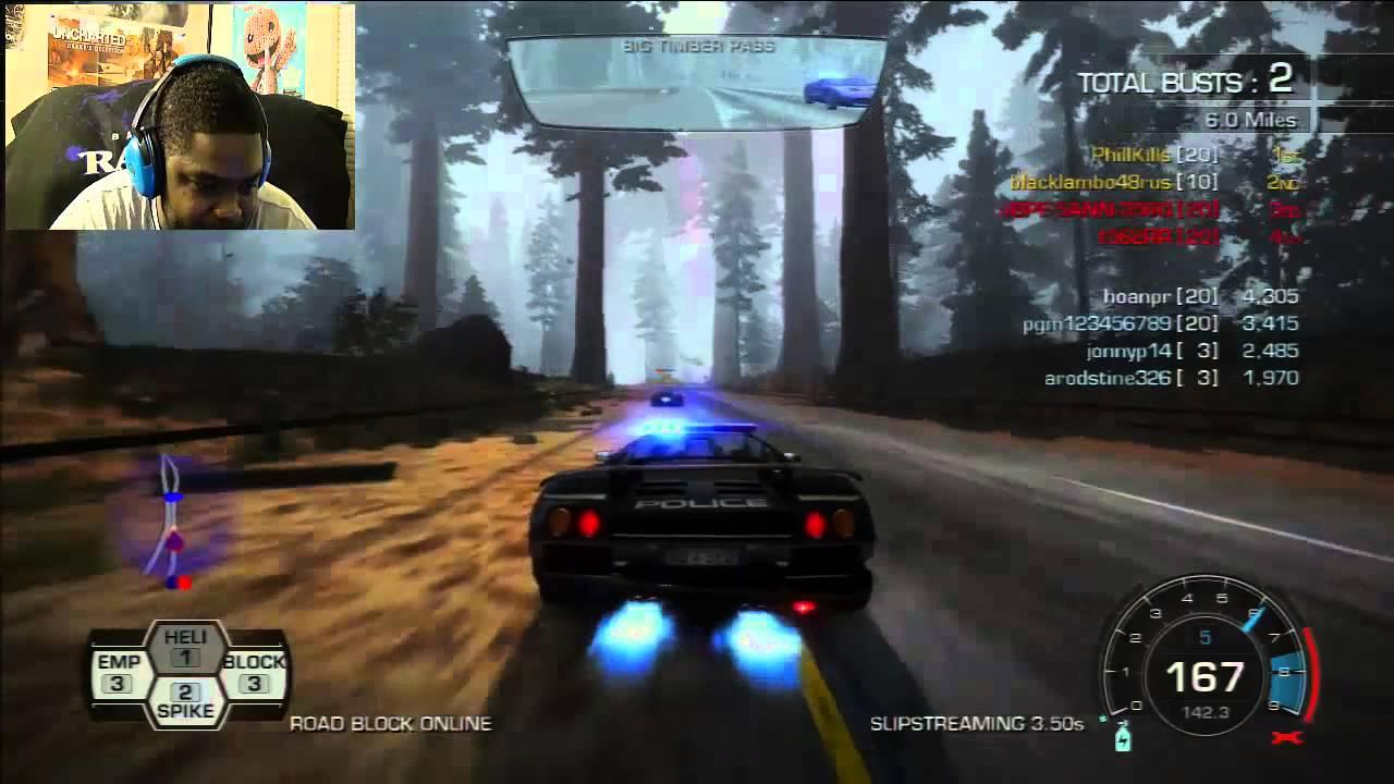 hot pursuit 2012 gameplay venice - photo#6
