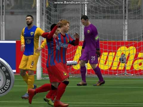Petrolul-Steaua  1-4 FIFA 2014 world class