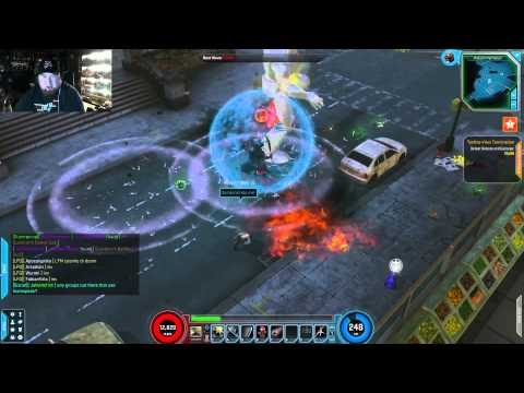 Marvel Heroes as Pirate Deadpool (The Grind to 60 Continues) [Twitch Rebroadcast]