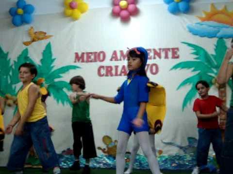 Apresenta o meio ambiente criativo 02 setembro 2009 2 for Mural sobre o meio ambiente