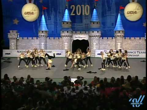 UDA Nationals 2010: St. Benedict at Auburndale HS- Lg Varsity Hip Hop 3rd place (tie)