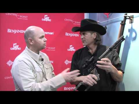 Jim Shockey On Hunting Hogs With the Benjamin Rogue
