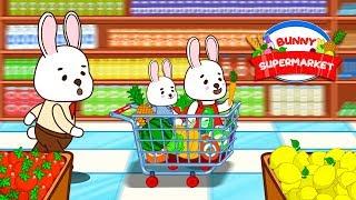 Anime Bunny: Kids supermarket ? Videos Trailers