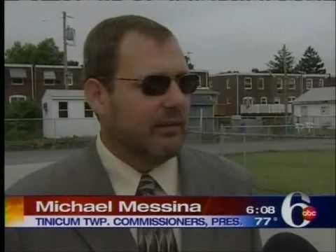Tinicum Township Press Conference Regarding PHL Airport Lawsuit - WPVI-TV ABC 6 Coverage